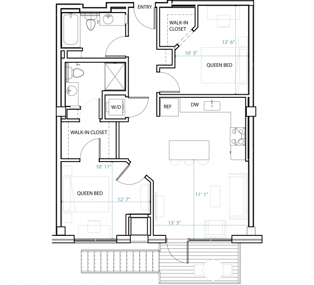Stunning Plan T Solhavn 2d Plan For Residential Building Images