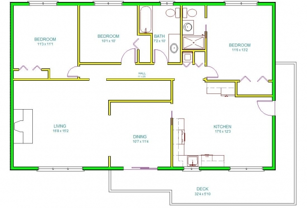 Stylish Autocad House Drawing At Getdrawings Free For Personal Use 2d Plan For Residential Building Photos