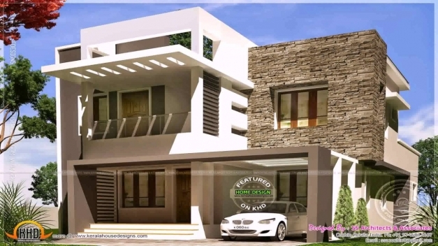 Stylish Indian Style House Plans 700 Sq Ft Youtube 700sq Kerala Home Images