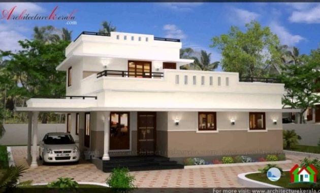 Fascinating House Plans For 1200 Sq Ft Kerala Youtube 1200 Square Feet House Image Kerala Pic