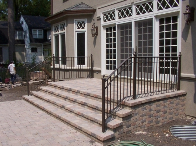Fascinating Laundry Room Vanity Front Porch Railings Wrought Iron Wrought Iron Front Porch Railing Designs Picture