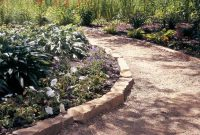 Marvelous Affordable Garden Path Ideas The Family Handyman Landscaping Walkway Ideas Pic