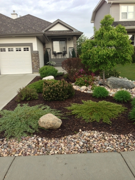 Marvelous Best 25 Front Yard Landscaping Ideas Pinterest Curb Appeal Landscaping Ideas For Front Yard Using Rocks Image
