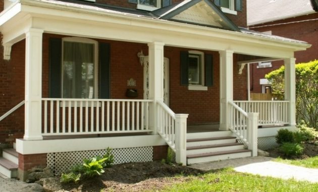 Stylish Front Porch Railing Designs Design Ideas Porch Railing Designs Porch Railings Design Ideas Photos