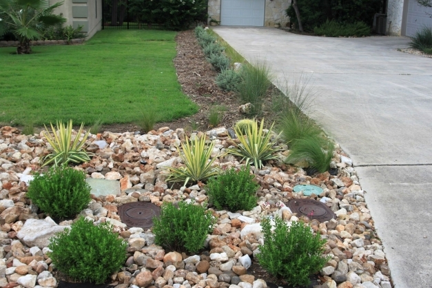 Wonderful Front Yard Landscaping Ideas Using Rocks The Garden Inspirations Landscaping Ideas For Front Yard Using Rocks Pictures