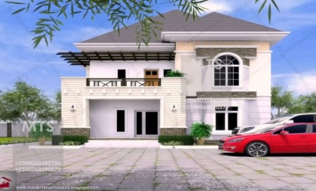 Best 5 Bedroom Duplex House Plans In Nigeria Youtube 5 Bedroom Duplex Floor Plans In Nigeria Image