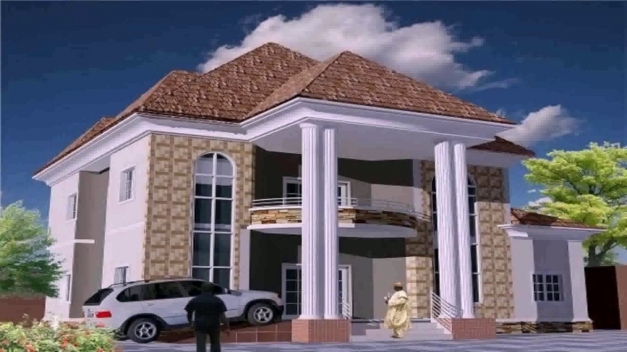 Inspiring Residential House Plans In Nigeria Youtube Nigerian House Plans With Photos Pictures