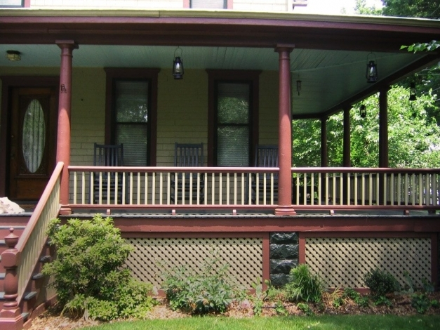 Amazing Patio Inspirational Spaces For Artful And Practical With Porch Porch Railing Ideas Pic
