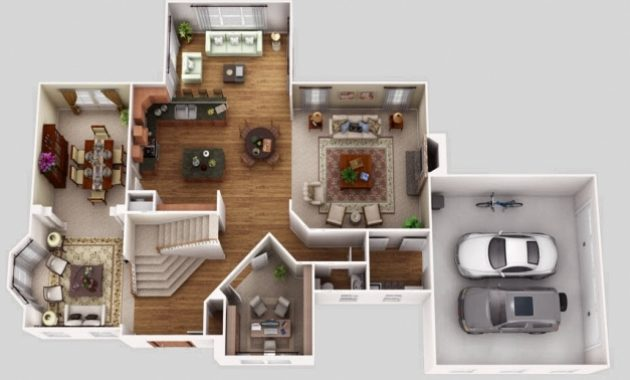 Best Two Story House Plan 3d Virtual House Plans Download Images Home 4 Bedroom 2 Story House Plans 3d Images