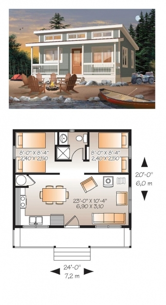 Fascinating Best 25 Tiny Cabin Plans Ideas Only On Pinterest Small Cabin 8 X 20 Tiny House Floor Plans Images
