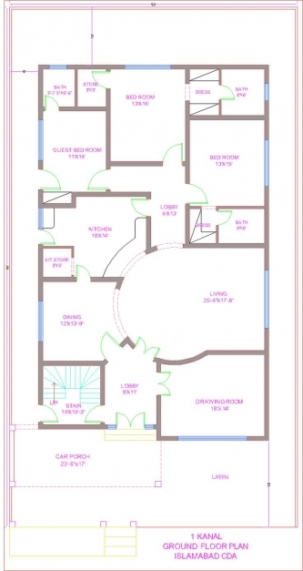 Gorgeous 24 Best House Plans Images On Pinterest Commercial Yards And 3 Bedroom Plan On A Half Plot Pics