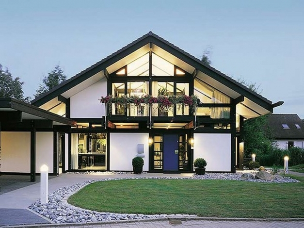 Awesome Fresh Country And Modern Homes 15574 Modern Country Homes Designs Picture