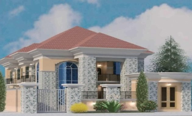 Awesome House Plans In Lagos Nigeria Youtube House Plans In Nigeria Image