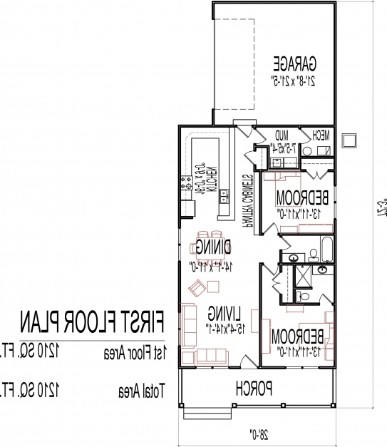 Fascinating Interesting Small Single Story House Plans With Garage 4 25 Best Single Story Small House Plans Image