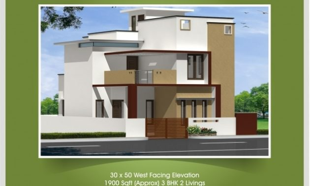 Fascinating Upcoming Residential Villas Beml Mysore One Front Elevation Of Indian House 30x50 Site Pictures