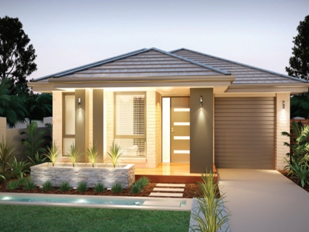 Gorgeous Small Single Story House Design Small One Story House Plans With Single Story Small House Plans Photo