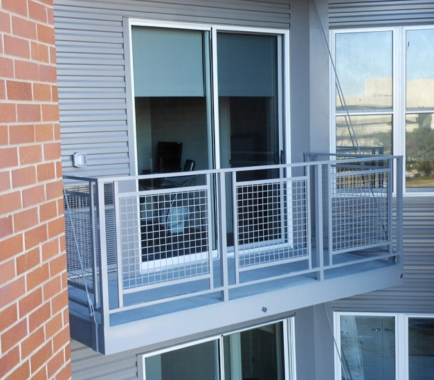 Incredible Bolt On Balconies Gallery Midwest Stairs Iron Prefab Balconies Image