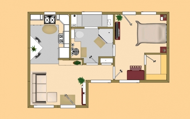 Inspiring Square Feet House Plansfeethome Plans Gallery With Home Design For 3d House Plans In 1000 Sq Ft Image