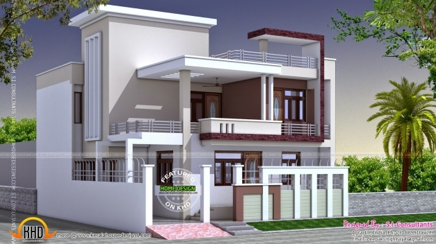 Outstanding News And Article Online North Indian Square Roof House 50 Square Feet Long House In India Photo