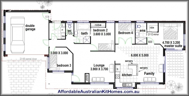 Stunning Four Bedroom House Floor Plans Elegant 4 Bedroom House Floor Plans Modern House Floor Plans With 4 Bedroom Pic