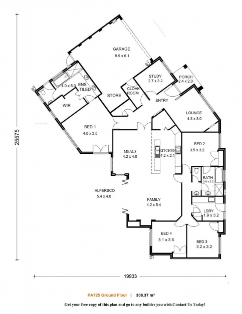Stunning Small One Story House Plans Chuckturner Chuckturner Single Story Small House Plans Photo