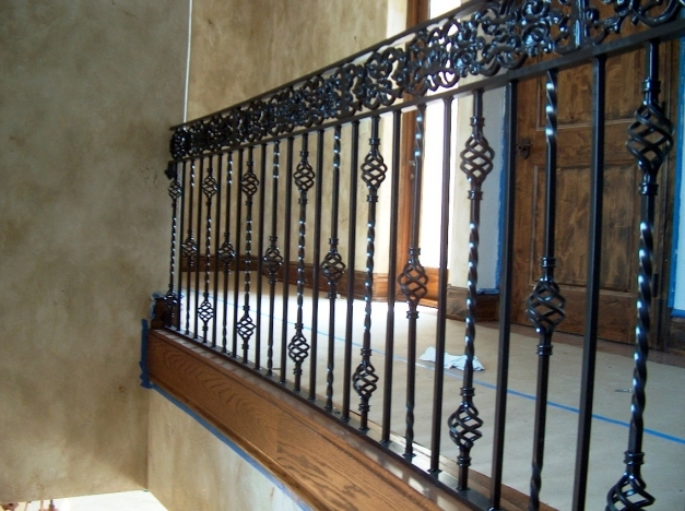 Stylish Wrought Iron Stair Railing Ideas Fine Wrought Iron Stair Railing Wrought Iron Ideas Designs Pictures