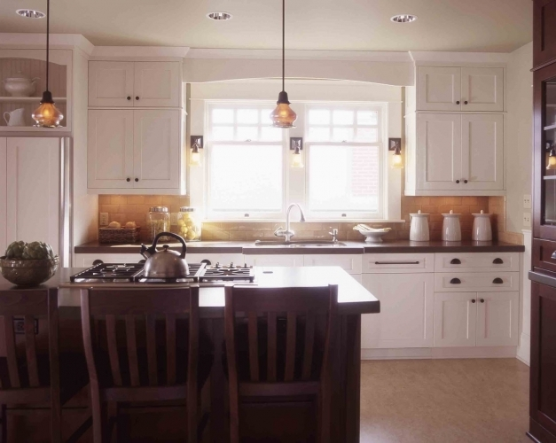 Amazing Craftsman Style Kitchen Arts And Crafts Cabinets White Lacquered White Craftsman Style Cabinets Pics
