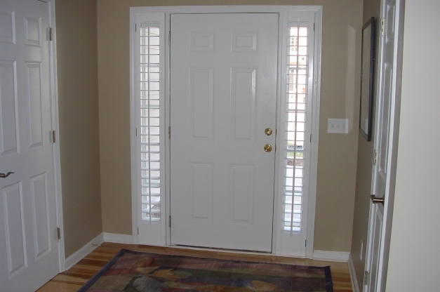 Amazing Front Doors Charming Blinds For Sidelights Front Door Blinds For Blinds For Sidelights Image