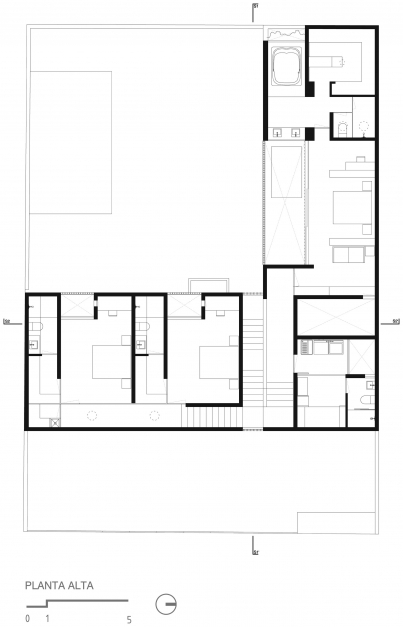 Amazing L Shaped House With Porch For Plans 2000x3110 Walkout Bas Luxihome L Shaped House Pictures Images