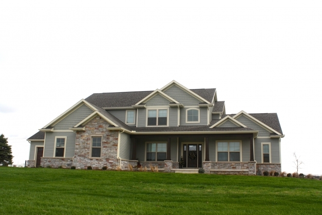 Awesome Carlson Exteriors Inc Require Excellence Its The New Standard Green Siding Houses Pics