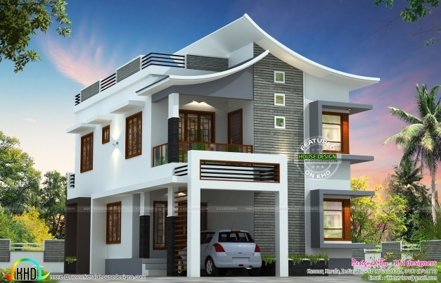 Awesome February 2016 Kerala Home Design And Floor Plans Kerala Home Design And Floor Plans Photo