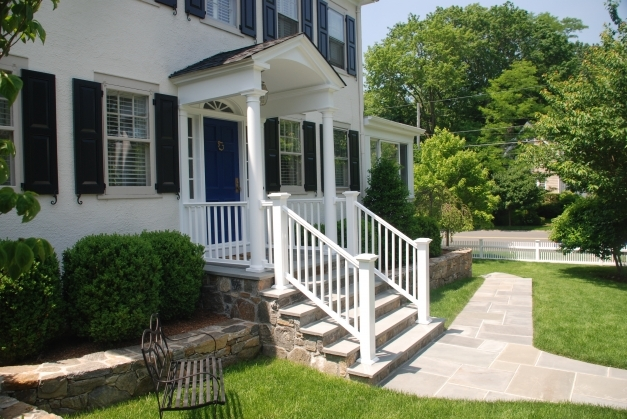 Awesome Fresh Front Porch Pictures Colonial 11765 Colonial Front Porch Designs Pic