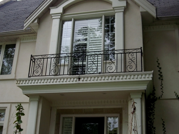 Awesome Front House Railing Design Also Tagged Home Ideas Picture Roof Home Railing Design Photo