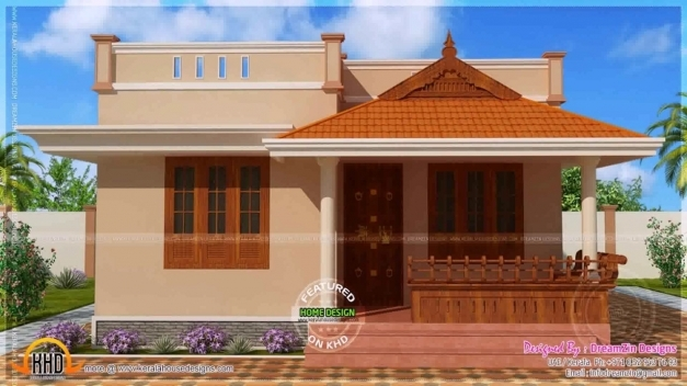 Awesome Indian Style Small House Designs Youtube Indian House Images Photos
