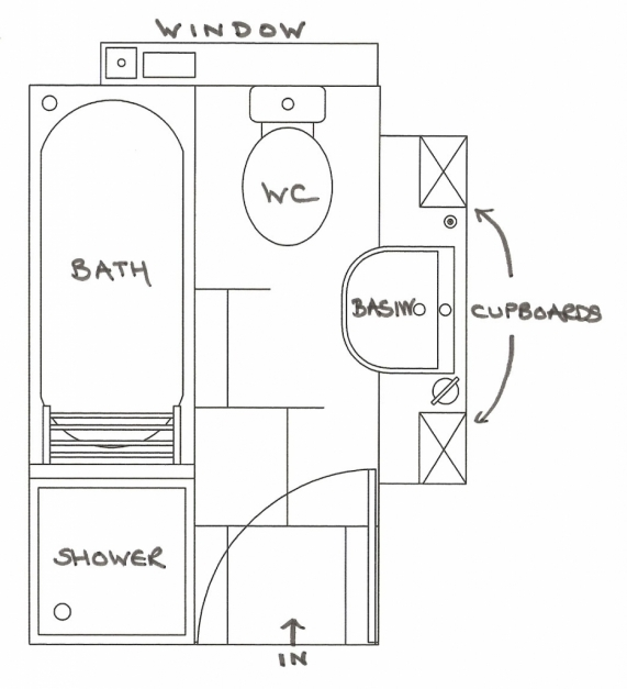 Awesome Small Bathroom Floor Plans Home Decor Gallery Small Bath Floor Plans Picture