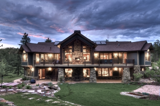 Awesome Superb Colorado House Plans 3 Luxury Mountain Home Design Colorado House Plans Pictures