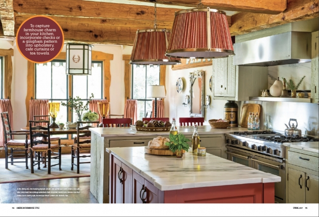 Awesome Vaughan Hannigan American Farmhouse Spring 2017 Images