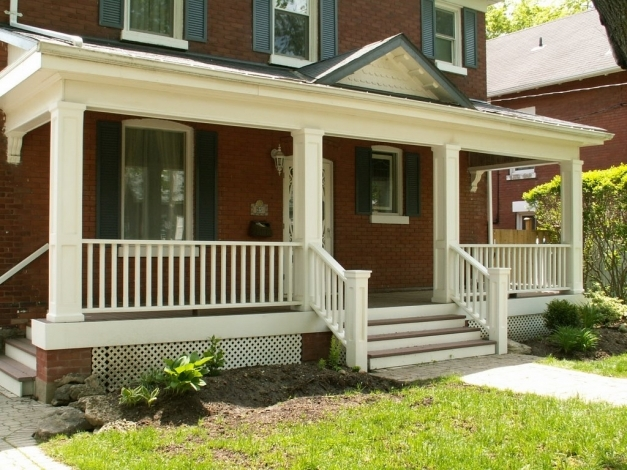 Awesome Wooden Front Porch Railing Ideas Perfect Front Porch Railing Front Porch Railings Ideas Pic