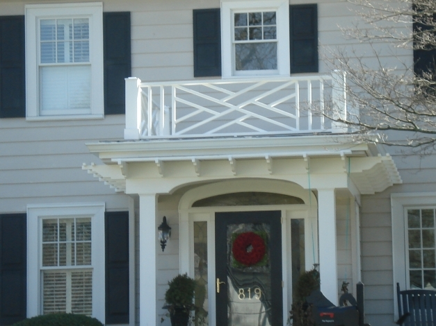 Best Exterior Wood Step Railing Designs Stair Inspirations With Front Home Railing Design Pics