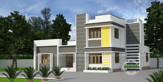 Best Kerala Home Design And Floor Plans Ideas 2017 Of Luxochic Kerala House Plans 2017 Images