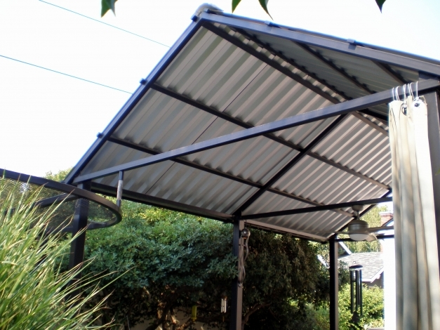 Best New Ideas Metal Patio Roofs Metal Roofing Corrugated Metal Patio Metal Roof Pics