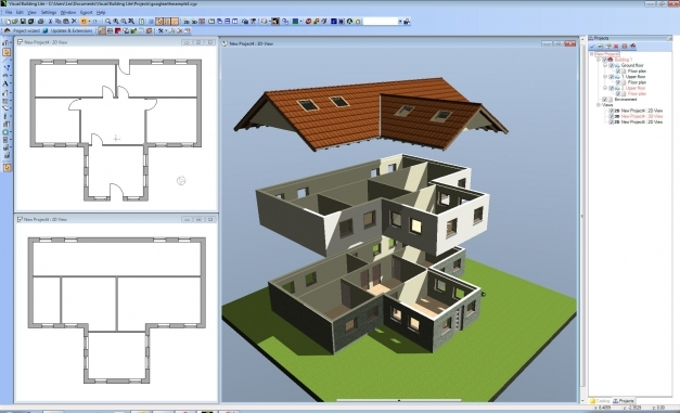 Delightful 2d Gallery 2d Plan Images Free Download Photo