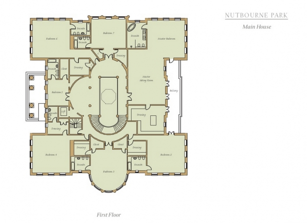 Delightful Homes Of The Rich Readers Revised Floor Plans To Nutbourne Park Homes Of The Rich Floor Plans Pics