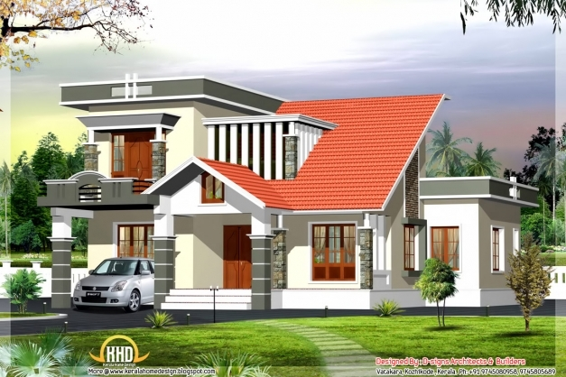 Delightful Kerala Style Modern Contemporary House 2600 Sqft Home Appliance Images Of Contemporary Houses In Kerala Pic