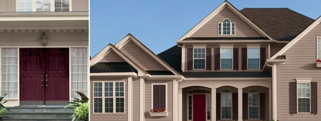 Fantastic Exterior Homes Color Inspiration From Sherwin Williams Home Color Outside Pics