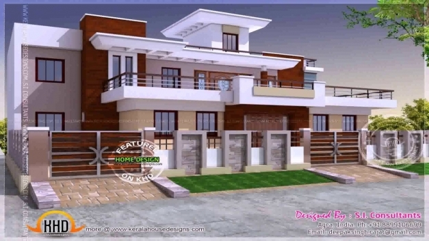 Fantastic Indian House Designs Online Youtube Indian House Images Photos