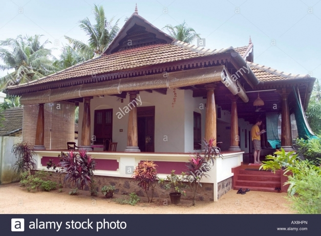 Fantastic Keralite Bungalow Styled After Traditional Kerala House Tharawad Traditional Kerala House Image