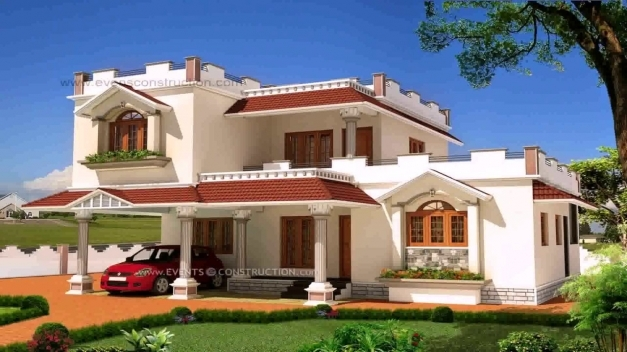 Fascinating Indian House Exterior Wall Design Ideas Youtube Indian House Images Images