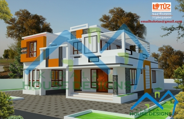 Fascinating March Kerala Home Design And Floor Plans House View Night Idolza Kerala Home Design And Floor Plans Images
