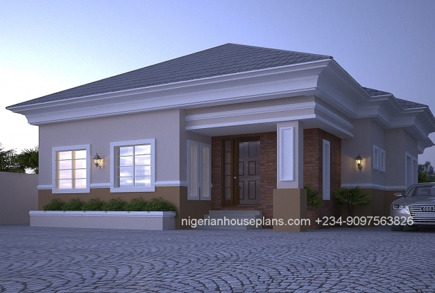 Fascinating Nigerianhouseplans Your One Stop Building Project Solutions Center Nigerian Houses Pictures